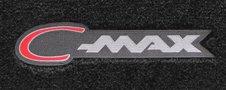 Ford CMAX Custom Fit Logo Floor Mats